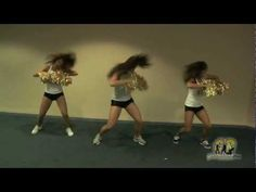 Choreography Pro Thera 's Pro Dance/Cheer Sideline to What Girls Like -Smokey Cheer Coaches, Cheer Stunts, Cheerleading, Cheer Dance Routines, High School Cheer, Homecoming Dance, Cheer Pictures, Nfl Cheerleaders, Chor