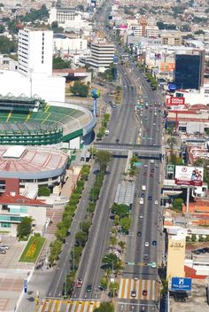 Leon, Gto Mexico: Main Avenue this is where I was when I went to Mexico