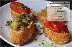 Receita de escalivada, prato saudável, light e delicioso da cozinha mediterrânea - www.lecamanfrin.com.br