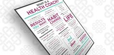 Uh, what's a Health Coach? Blank stare. No more.