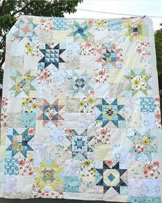 Little Miss Sawtooth Quilt-Along