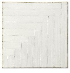 carr - colin-vian Robert Ryman b 1930 Untitled Textured Canvas Art, Abstract Canvas, Neutral Art, Plaster Art, Texture Art, White Art, Contemporary Paintings, Painting Inspiration, Diy Art