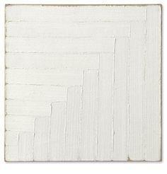 colin-vian:   Robert Ryman (b. 1930) Untitled, 1965