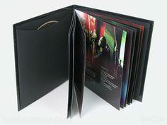 cd album binding - Buscar con Google Cd Album, Marketing Materials, Printing, Sleeves, Environment, Jackets, Business, Simple, Box