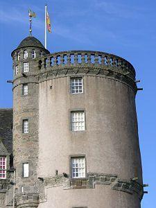 Castle Fraser, The Tower. Побудуй свій власний замок http://eko-igry.com.ua/products/category/1658731