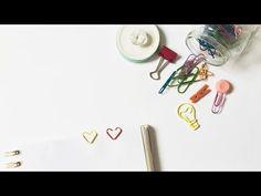 DIY Clipes Coração - YouTube