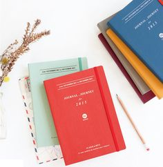 2015 Iconic Journal J.Planner Dated Diary Scheduler Korean Journal Agenda #Iconic
