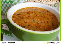 Kroupová polévka s hlívou recept - TopRecepty.cz