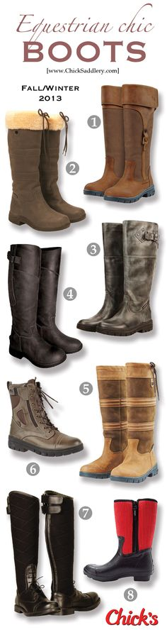 ~NEW equestrian boots for Fall/Winter 2013 | The House of Beccaria#