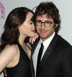 Josh Groban and Kat Dennings...I love these two, both separately and together <3