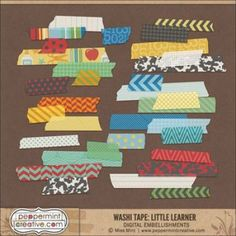 Little Learner Washi