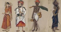 A study of genetic populations in India suggests the Indian caste system, a traditional method of social organization into a hierarchy of hereditary groups, has been prevalent in the South Asian society for about 2000 years.