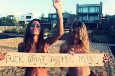✔ Fuck what people think ~ Hens Night Bucket List. Young Wild Free, Wild And Free, Bachelorette Bucket Lists, Bachelorette Ideas, Karma, Time Tumblr, My Best Friend, Best Friends, Friends Forever