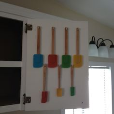 Storage Solutions for Tiny Kitchens   Big solution for small kitchen storage!
