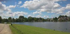 Mauritsweg in Ridderkerk, Zuid-Holland