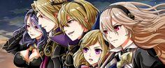 Fire Emblem: If/Fates - Nohr... Camilla