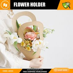 Flower Packaging, Flower Holder, Packaging Solutions, Quotation, Free Shipping, Shop, Flowers, Quote, Royal Icing Flowers