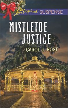 Someone has framed Darci Tucker for embezzlement and the real criminal will do anything to make sure she doesn't talk, from breaking into her home, to hacking her computer. Her only hope, is Conner Stevenson. Desperate for answers, Conner is determined to uncover why the bookkeeper was named a target. http://www.amazon.com/Mistletoe-Justice-Cedar-Key-Book-ebook/dp/B00YN207E0/ref=tmm_kin_swatch_0?_encoding=UTF8&qid=1448983564&sr=1-5