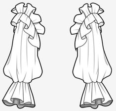 2019度假女装设计专题:创意都市_服装流行趋势_华衣网移动版/手机版 Fashion Design Sketchbook, Fashion Design Drawings, Fashion Sketches, Drawing Fashion, Flat Drawings, Flat Sketches, Technical Drawings, Dress Sketches, Kawaii Drawings