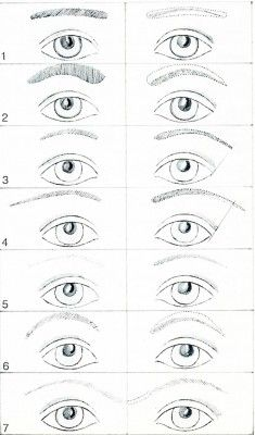 Seven Tips for Eyebrow correction Makeup correction Eyebrow tips Eyebrow Makeup Tips, Makeup Guide, Eye Makeup, Makeup Ideas, 1970s Makeup Disco, Disco Hair, Corrective Makeup, Vintage Makeup, Hair Studio