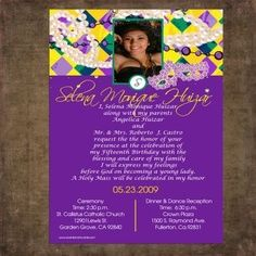 read lots of interesting details about sweet 16 birthday invitations and a teen girl's special 15th quinceañera party invites on CardsShoppe Blog