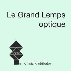 Le Grand Lemps Optique est distributeur des lunettes en bois HAKINO