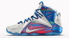 quality design 415e1 64dea The Nike LeBron 12 will be offered with a custom 23 Chromosomes graphic on  NIKEiD starting January