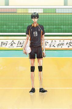 Kageyama Tobio | Haikyuu!! | Anime