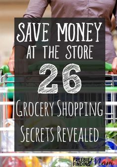 How would you like to save money on groceries without being an extreme couponer or spending hours clipping coupons? Yep, its possible! Find out my best secrets to save money groceries shopping here.