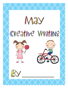 Let your students have fun writing with these fun May and spring or summer themed writing prompts.  This can be printed out as full pages or as hal...