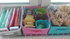 Vychytávky z mojí třídy, které se mi osvědčily a denodenně j... Plastic Laundry Basket, Organization, Home Decor, Getting Organized, Organisation, Decoration Home, Room Decor, Tejidos, Home Interior Design