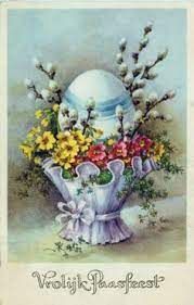 vintage pääsiäiskuvat – Google-haku Easter Art, Easter Crafts, Vintage Greeting Cards, Vintage Postcards, Images Vintage, Old Cards, Diy Ostern, Easter Parade, Easter Printables