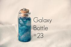 Hey, I found this really awesome Etsy listing at https://www.etsy.com/listing/232074264/galaxy-bottle-23