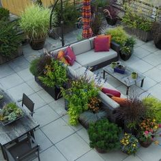 Landscaping tips, large backyard landscaping, inexpensive landscaping, back Inexpensive Landscaping, Large Backyard Landscaping, Tropical Landscaping, Landscaping With Rocks, Landscaping Tips, Tropical Backyard, Backyard Paradise, Backyard Designs, Backyard Patio