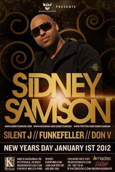 Sidney Samson @ Wild Knight 01.01.12