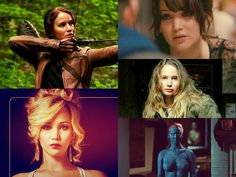 Which Jennifer Lawrence Character Are You? I'm Tiffany maxwell