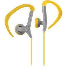Skullcandy Chops Yellow-orange/ Sport Headphones
