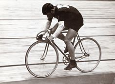 World's & Olympic Champion, Toni Merkens