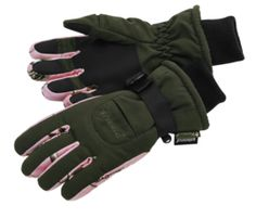 Pinewood Damen Jagd Handschuhe, gloves for hunting and riding