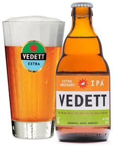 Vedett IPA - Bierebel.com, la référence des bières belges