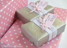 Detalles boda para ellas. Jabones Crema de Leche ( con arcilla rosa y leche de cabra). : El Jabón Casero