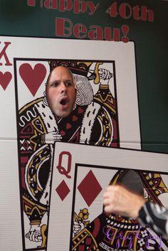 Photo 4 of 33: Casino / Birthday Casino 40th Birthday  | Catch My Party