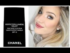 """Best Foundation for """"Channel"""" Oily Skin - Ever! Review and Demo!"""