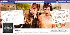 Timeline de #Facebook de Bershka