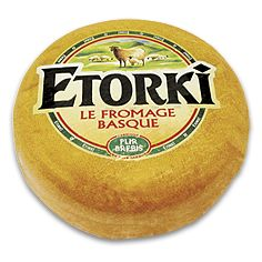 Etorki | Sheep's Milk Cheese | Ile de France Cheese