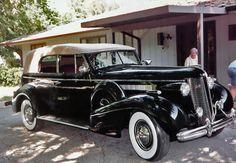 1937 Buick Roadmaster Convertible Phaeton