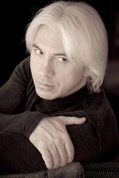 My favorite Russian Opera singer Dmitri Hvorostovsky!