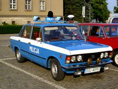 Police Life, Police Cars, Police Vehicles, Classic Motors, Classic Cars, Cartoon Network Adventure Time, Adventure Time Anime, Fiat 126, Car Polish