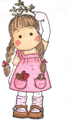Muñeca magnolia