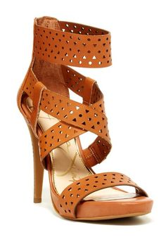 Chinah High Heeled Sandal by Jessica Simpson on @HauteLook